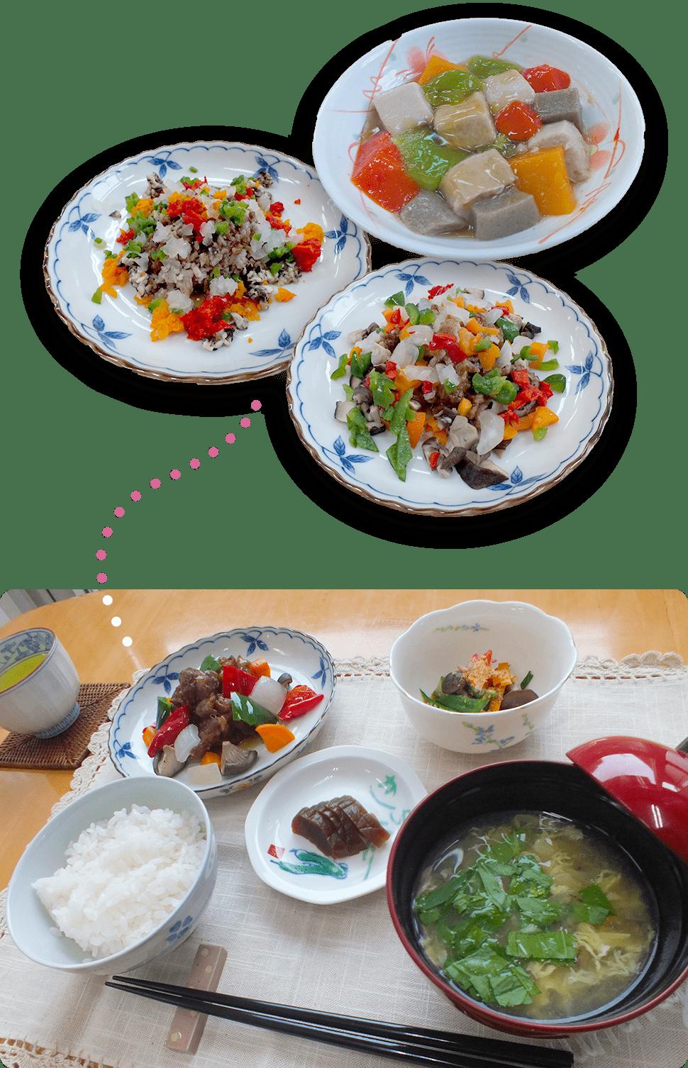 お食事イメージ